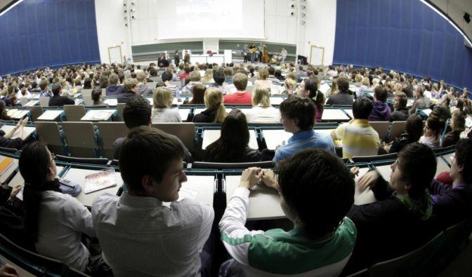 Mehr Geld für Studenten (Foto)