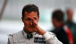 Mehr Hohn als Trost: Der erste Punkt für Mercedes (Foto)