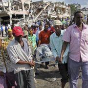 Mehr als 230 Tote bei Selbstmordanschlag (Foto)