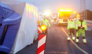 Mehrere Tote bei Massenkarambolage auf A19 (Foto)