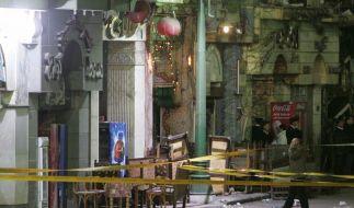 Mehrere Verletzte bei Explosion in Kairo (Foto)