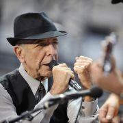Bei seinen Songs ist Gänsehaut garantiert: Der Kanadier Leonard Cohen versteht es wie kein Zweiter, Balladen mit Tiefgang zu produzieren.