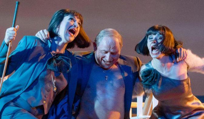 Melancholischer Wittenbrink-Liederabend an Bord der «Aida» (Foto)