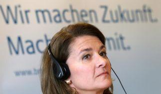 Melinda Gates: «Luxus bedeutet mir nichts» (Foto)