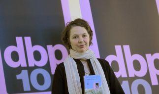 Melinda Nadj Abonji erhält Deutschen Buchpreis (Foto)