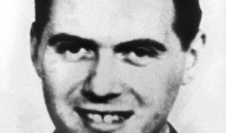 Mengele-Tagebücher werden in den USA versteigert (Foto)