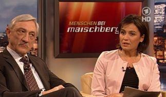 Menschen bei Maischberger (Foto)