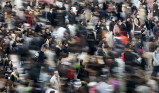Menschen in Massen (Foto)
