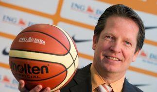 Menz neuer Basketball-Bundestrainer - Hohe Ziele (Foto)