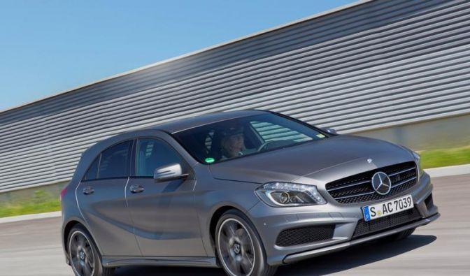 Mercedes A-Klasse startet im Herbst ab 24 000 Euro (Foto)