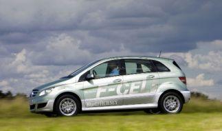Mercedes B-Klasse F-Cell (Foto)