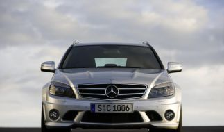 Mercedes C63 AMG Performance (Foto)