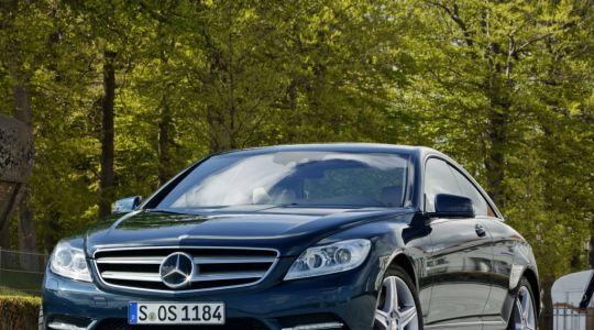 Mercedes CL 500 (Foto)