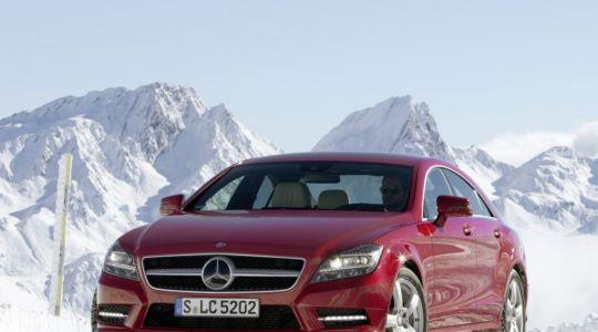 Mercedes CLS 350 (Foto)