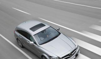 Mercedes CLS Shooting Brake: AMG-Power für den Coupé-Kombi (Foto)