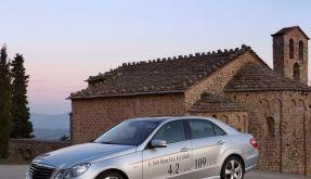 Mercedes E-Klasse Hybrid kommt als Limousine und Kombi (Foto)