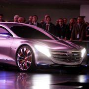 Mercedes Traum vom 1000 Kilometern elektrischer Reichweite: die Vision F125.