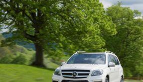 Mercedes GL ab November erstmals als AMG-Modell erhältlich (Foto)