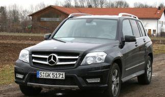 Mercedes GLK (Foto)