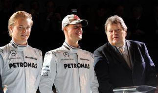 Mercedes GP (Foto)