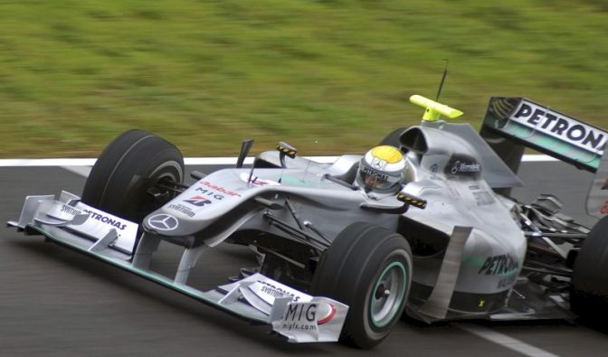 Mercedes Grand Prix (Foto)