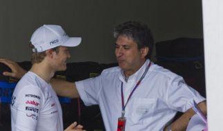 Mercedes-Pilot Rosberg: Haben uns zu früh gefreut (Foto)