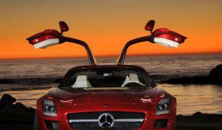 Mercedes plant weitere Varianten des SLS (Foto)