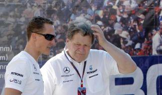 Mercedes: Schumacher-Vertrag hat keine Priorität (Foto)