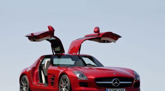 Mercedes SLS AMG (Foto)
