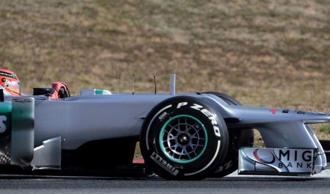 Mercedes (Foto)