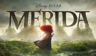 Merida - Legende der Highlands läuft ab 03.08.12 in unseren Kinos. (Foto)