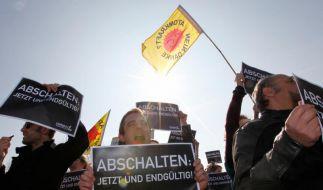 Merkel bei Atom unter Druck - BDIzieht Konsequenzen (Foto)