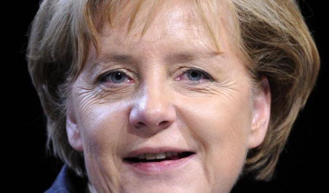 Merkel bei Obama: Hohe Ehrung und heikle Themen (Foto)