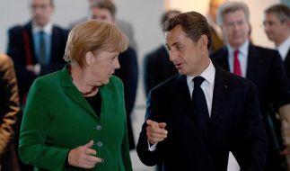 Merkel: Beschluss zu Regeln für Euro-Schirm am Mittwoch (Foto)