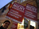 Merkel dringt auf Steuer-Frieden mit der Schweiz (Foto)