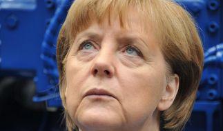Merkel erwägt Boykott der Fußball-EM in der Ukraine (Foto)