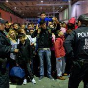 Merkel fordert Kraftanstrengung der EU für Flüchtlinge (Foto)