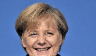 Merkel freut sich über US-Freiheitsmedaille (Foto)
