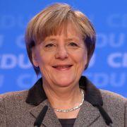 Merkel für «Forbes» erneut mächtigste Frau der Welt (Foto)