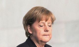 Merkel gerät CDU-intern immer stärker unter Druck (Foto)