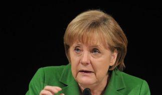 Merkel im Bürgerdialog: Wahlkampf in Bielefeld? (Foto)