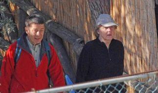 Merkel macht wieder Osterurlaub auf Ischia (Foto)