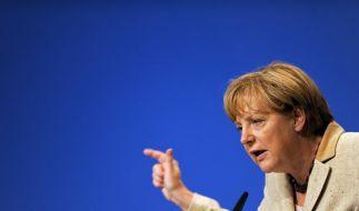 Merkel: Politik braucht wissenschaftliche Beratung (Foto)
