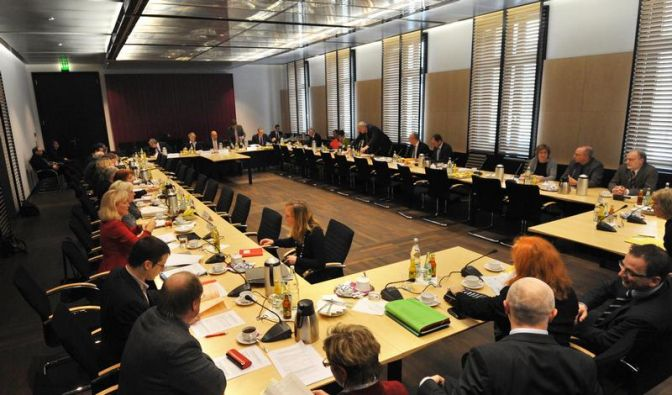 Merkel rechnet fest mit Hartz-IV-Kompromiss (Foto)