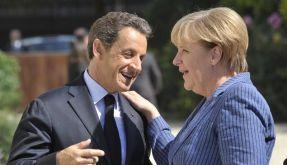 Merkel Sarkozy (Foto)