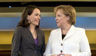 Merkel schließt vorzeitiges Ende der Koalition aus (Foto)