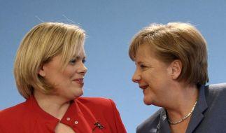 Merkel setzt wieder mehr auf Stammwähler (Foto)