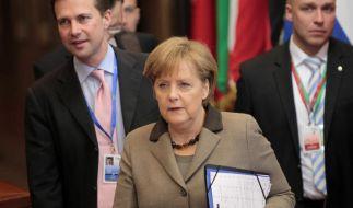 Merkel sieht keine Hindernisse mehr für Euro-Pakt (Foto)
