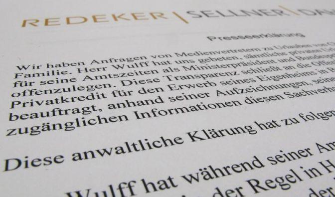 Merkel stärkt Wulff den Rücken (Foto)