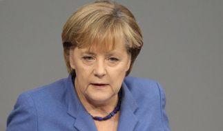 Merkel trifft Polens Regierungschef in Berlin (Foto)